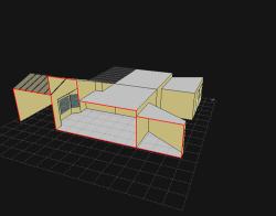 دانلود پاورپوینت پروژه تحلیل یک ویلای مسکونی با نرم افزار اکوتکت